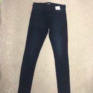 Express super soft legging jean 6r